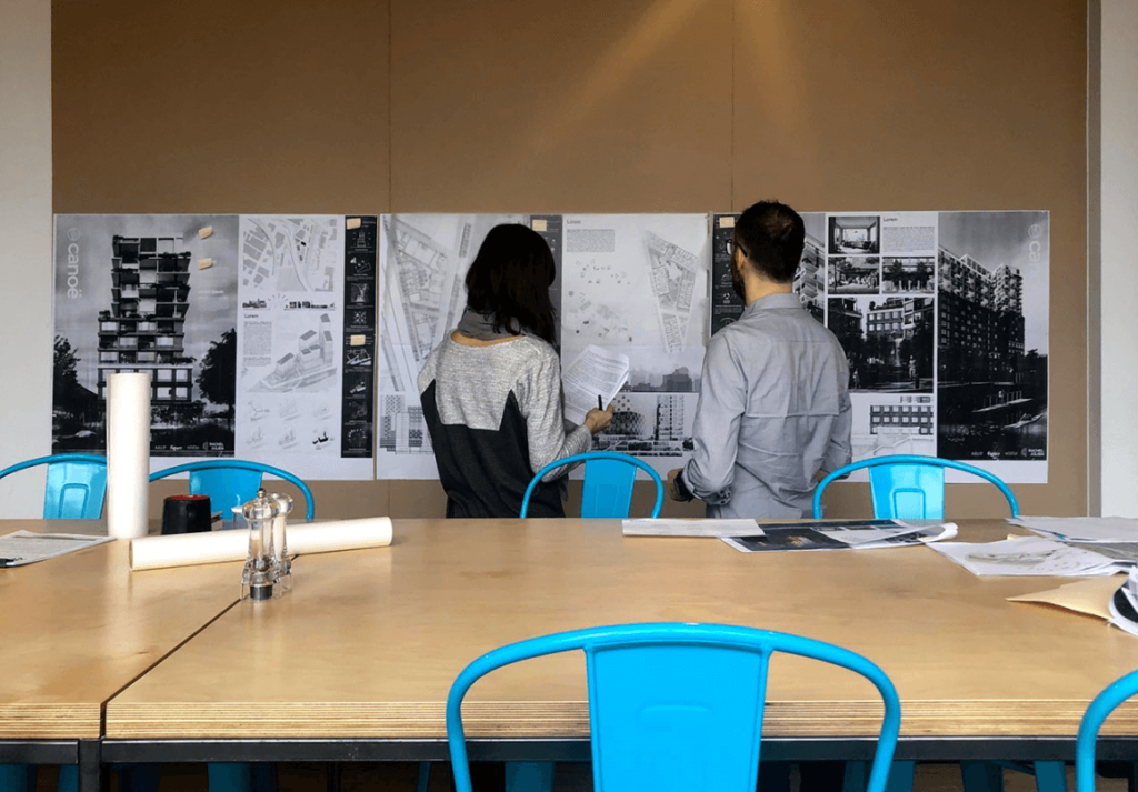 C40 Reinventing Cities: Competition 2019 in Montréal, Canada