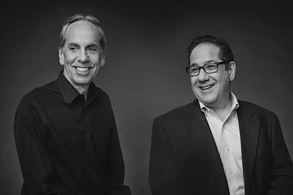Stephen Rotman and Rick Rubin, Figurr Architects Collective